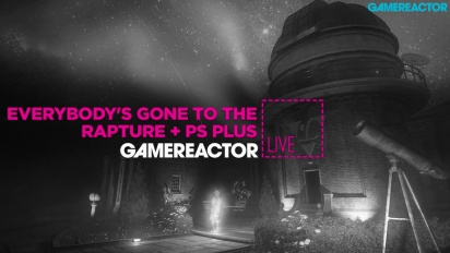 Everybody's Gone to the Rapture & PS+ Games - Repetición del directo