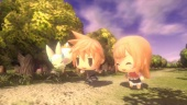 World of Final Fantasy - Welcome To Grymoire Trailer PS4