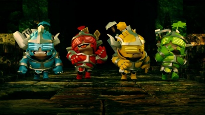 Super Dungeon Bros - Launch Date Announcement