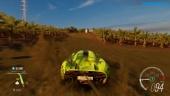 Forza Horizon 3 - Así se destroza el cartel de XP en el tejado del Festival Yarra Valley