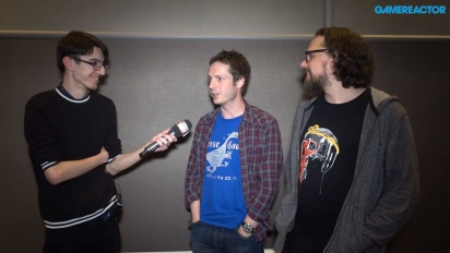 Get Even - Entrevista a Iain Sharkey y a Stephen Long