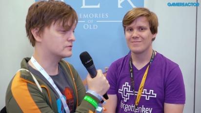Aer - Entrevista a Robin Hjelte