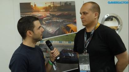 Wreckfest - Entrevista a Sakari Penttinen