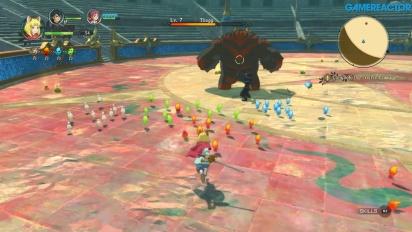 Ni no Kuni II: El Renacer de un Reino - Gameplay de Trial of Courage