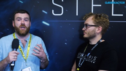 Stellaris Console Edition - Entrevista a Daniel Moregård