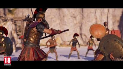 Assassin's Creed Odyssey - Tráiler de lanzamiento en español