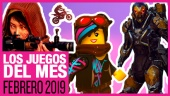 Los juegos del mes: Febrero de 2019