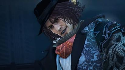 Dissidia Final Fantasy NT - Ardyn Izunia Reveal (Japanese)