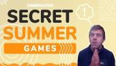 Juegos Secretos de Verano 2021