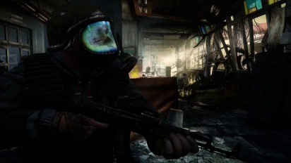 Metro: Last Light - Ranger's Survival Guide - Chapter 2