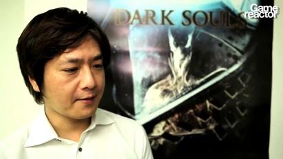 TGS 11: Dark Souls - vídeo entrevista