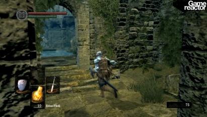 Dark Souls - la primera hora de juego, en vídeo