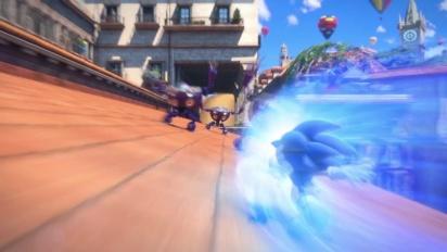 Sonic Generations Eras Trailer