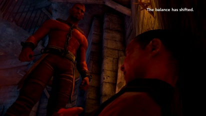 Dreamfall Chapters - Friar's Keep gameplay