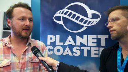 Planet Coaster - Entrevista a Frontier Developments