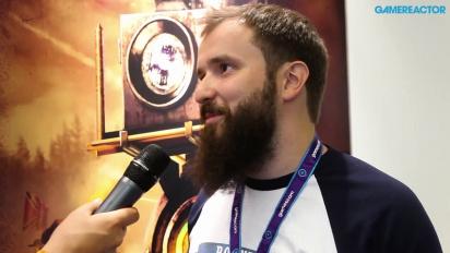 Bounty Train - Entrevista a Yurij Ishchuk