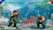 Street Fighter V - Gameplay con Guile