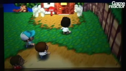 E3 Animal Crossing: City Folks ingame