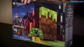 Xbox One S Minecraft Edition - Unboxing