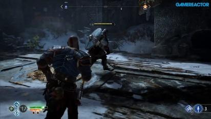 God of War - Gameplay: Cómo matar a un caballero