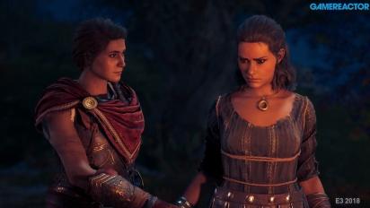 Assassin's Creed Odyssey - Gameplay misión Una Noche para Recordar