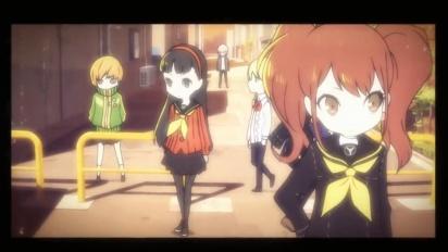 Persona Q2: New Cinema Labyrinth - Japanese Trailer
