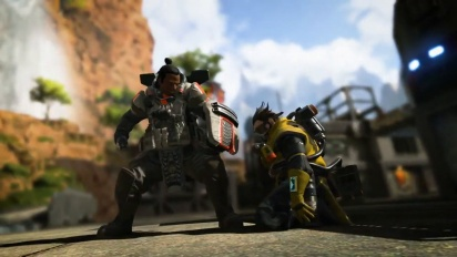 Meet Gibraltar - Apex Legends Character Trailer