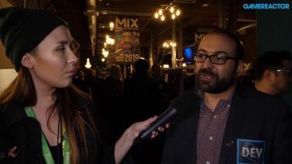 Project Witchstone - Entrevista a Malek Boukhira