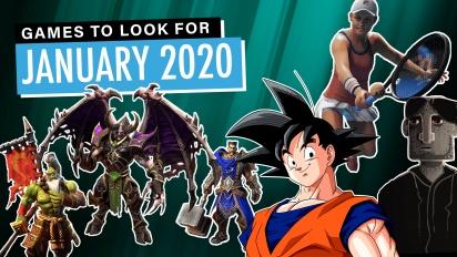 Los juegos del mes - Enero de 2020