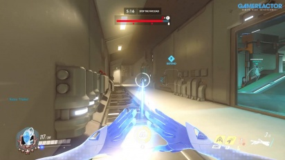 Overwatch - Gameplay de Echo en PC