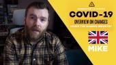 Gamereactor frente al Coronavirus: Mike desde Reino Unido