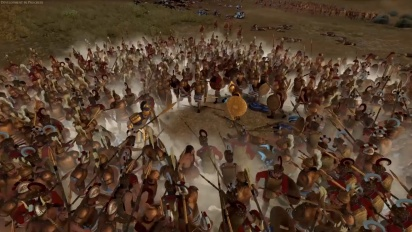Total War Saga: Troy - Entrevista a Maya Georgieva