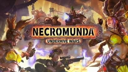 Necromunda: Underhive Wars - Welcome to the Underhive | Story Trailer
