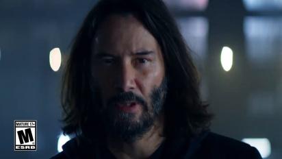 Cyberpunk 2077 - Anuncio 'Aprovecha el día' con Keanu Reeves