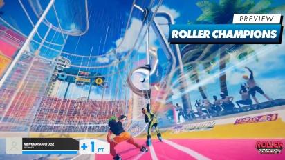 Roller Champions - Preview en Vídeo