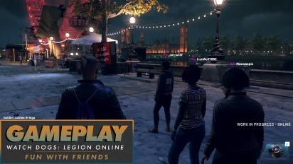 Watch Dogs: Legion Online - Gameplay (Cooperativo con Amigos)