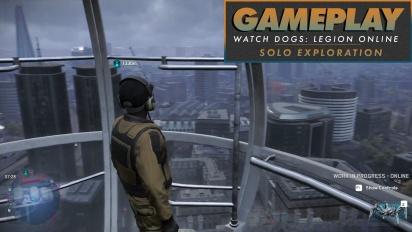 Watch Dogs: Legion Online - Gameplay (En Solitario)