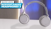Microsoft Surface Headphones 2 - El Vistazo