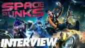 Space Punks - Entrevista con Michael Kuk