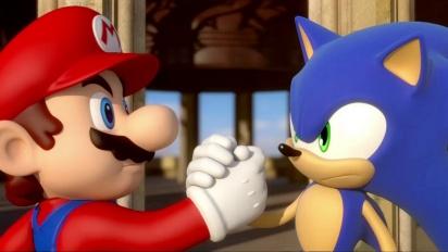 Mario & Sonic en los Juegos Olímpicos - London 2012 - Tráiler London Party Mode
