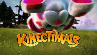 Kinectimals with Bears - Build a Bear Trailer