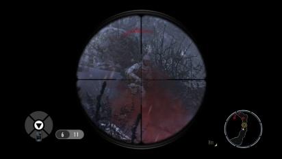GoldenEye 007 Reloaded - Gameplay comentado: combate