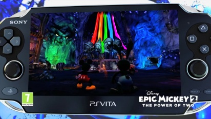 PS Vita - Disney MEGA PACK