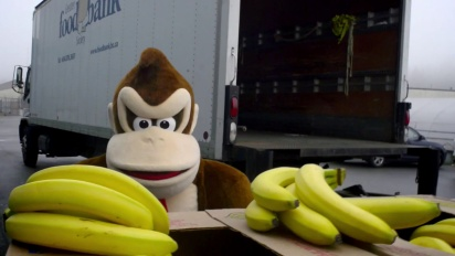 Donkey Kong Country: Tropical Freeze - Banana Mania Contest - Behind the Scenes