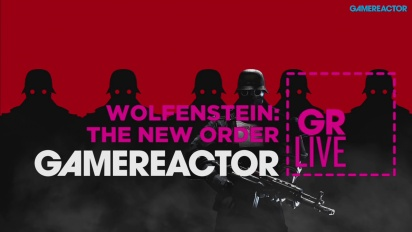 Gameplay PS4 Wolfenstein: The New Order - repetición del Livestream