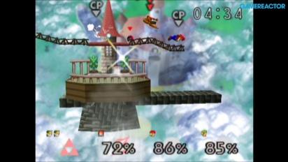 Super Smash Bros. - Gameplay Retro