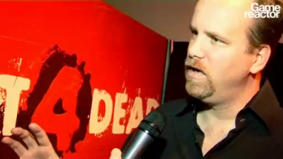 E3 Left 4 Dead Interview
