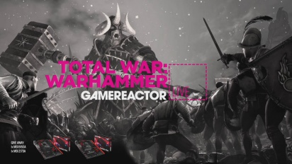 Total War: Warhammer - Replay del Livestream con premios