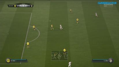 FIFA 17 Partidazo de la semana - Borussia Dortmund vs. Real Madrid