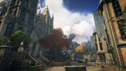 Gears of War 4 - Speyer multiplayer map overview
